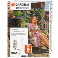 Gardena Natureup! 12 Corner Planter Watering Set