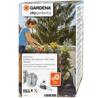 Gardena Natureup! Water Timer & Transformer Static Water Pump