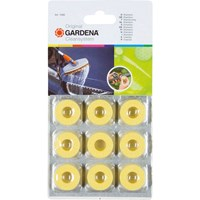 Gardena Shampoo Blocks for Paint and Plastic Surfaces