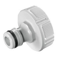 Gardena ORIGINAL Threaded Tap Hose Pipe Connector