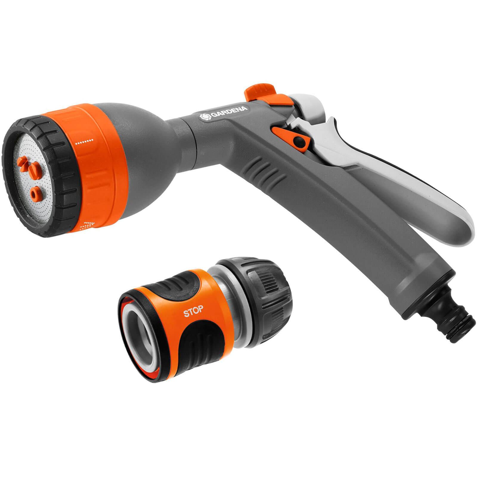 Image of Gardena 4 Pattern Multi Spray Gun