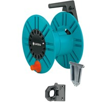 Gardena Empty Wall Mounted Hose Reel