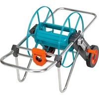Gardena Metal Empty Hose Trolley