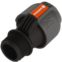 Gardena SPRINKLERSYSTEM Male Threaded Hose Pipe Connector