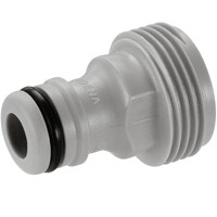 Gardena ORIGINAL Male Threaded Hose Pipe Accessory Adaptor