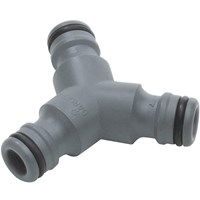 Gardena ORIGINAL 3 Way Hose Pipe Y Adaptor