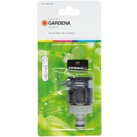 Gardena ORIGINAL Adjustable Round Mixer Tap Hose Pipe Connector