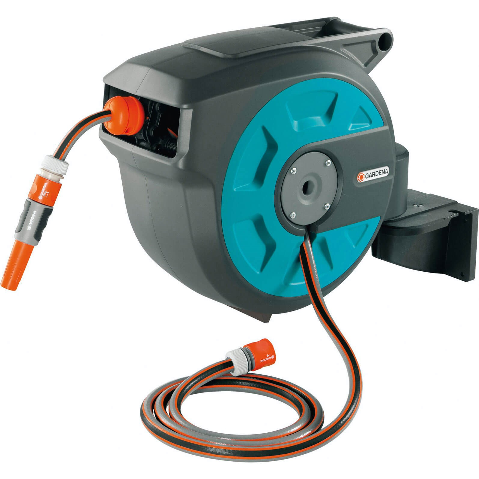Gardena Wall Mounted Auto Hose Reel
