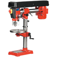 Sealey GDM790BR 5 Speed Radial Bench Pillar Drill