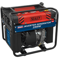 Sealey GI2300 Petrol Inverter Generator 2.5kva