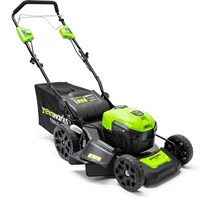 Greenworks GD40LM46SP 40v Cordless Self Propelled Rotary Lawnmower 460mm
