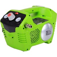 Greenworks G24AC 24v Cordless Air Compressor
