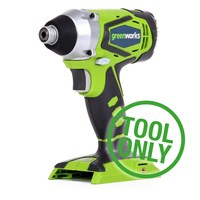 Greenworks G24ID 24v Cordless Impact Driver