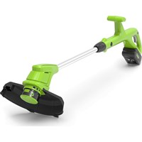 Greenworks G24LTBASIC 24v Cordless Grass Trimmer 300mm