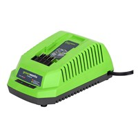 Greenworks G40C 40v Cordless Li-ion Fast Battery Charger
