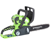 Greenworks G40CS30 40v Cordless Chainsaw 300mm