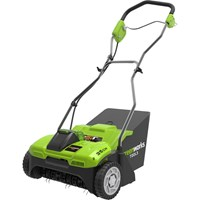 Greenworks G40DT 40v Cordless Dethatcher 350mm