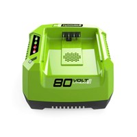 Greenworks G80C 80v Cordless Li-ion Fast Battery Charger