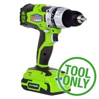 Greenworks GD24DD 24v Cordless Drill Driver