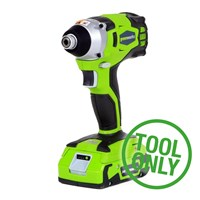 Greenworks GD24ID 24v Cordless Impact Driver