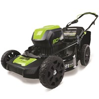 Greenworks GD80LM53K2X 80v Cordless Lawnmower 500mm
