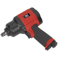 "Sealey GSA6002 1/2"" Drive Twin Hammer Air Impact Wrench"