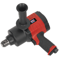 "Sealey GSA6005 1"" Drive Twin Hammer Air Impact Wrench"