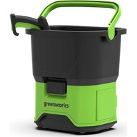 Greenworks G40GDC40 40v Cordless Pressure Washer 70 Bar