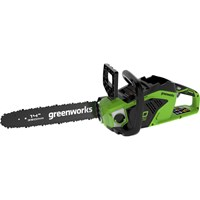 Greenworks GD40CS15 40v Cordless Digipro Chainsaw 375mm