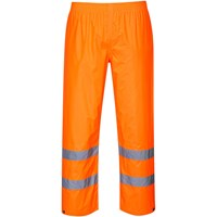 Portwest Hi Vis Rain Trousers