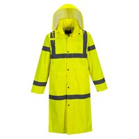 Portwest Long Length Hi Vis Coat