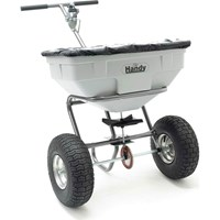 Handy THS125 Push Feed and Grass Broadcast Spreader