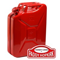 Paddy Hopkirk Jerry Can