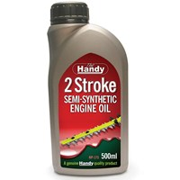 Handy Semi Synthetic 2 Stroke Oil