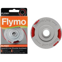 Flymo FLY021 Genuine Spool & Line for Double Autofeed Grass Trimmers