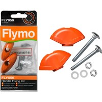 Flymo FLY050 Genuine Handle Fixing Kit for Lawnmowers