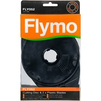 Flymo FLY052 Genuine Cutting Disc for Microlite, Mow n Vac and Hovervac Hover Mowers