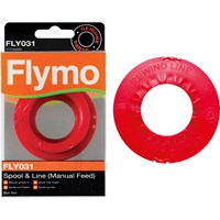 Flymo FLY031 Genuine Spool & Line for Mini Trim Grass Trimmers