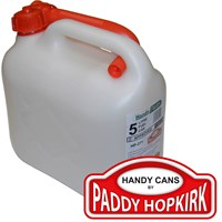 Paddy Hopkirk Plastic Fuel Can