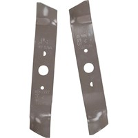Greenworks Genuine Lawnmower Blades for G40LM49DB