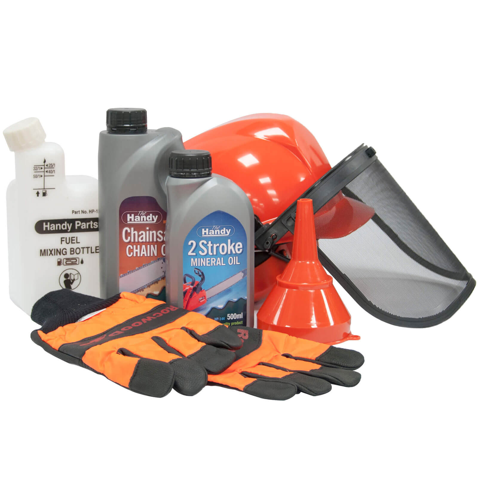 Handy Petrol Chainsaw Starter Kit