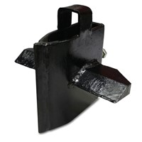 Handy 4 Way Splitting Wedge for THLSV-6, THPLS7TE and THPLS7TP Log Splitters