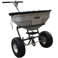 Handy THS125 Push Feed & Grass Broadcast Spreader