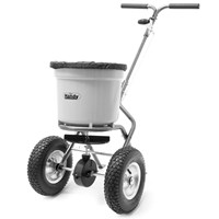 Handy THS50 Push Feed, Grass & Salt Broadcast Spreader