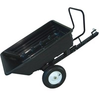 Handy THTPDC Poly Body Garden Dump Cart