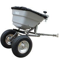 Handy THTS Towable Feed, Grass & Salt Broadcast Spreader