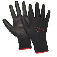 Handy Polyurethane Coated Knitted Gloves