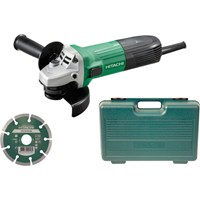 Hitachi G12STX Angle Grinder Kit 115mm