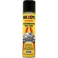 Hammerite Waxoyl Aerosol Rust Remover and Protector