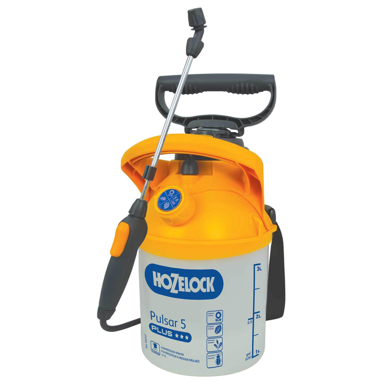 Hozelock PULSAR PLUS Water Pressure Sprayer 5l